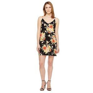 Sanctuary Floral Printed Mini Slip Dress